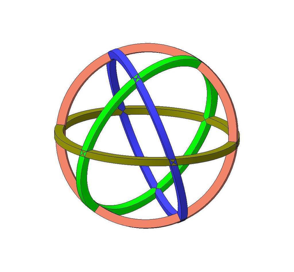 Sphere_maket.jpg Télécharger fichier STL gratuit Sphère hobermanique ( Cuboctaèdre ) • Design pour imprimante 3D, SiberK