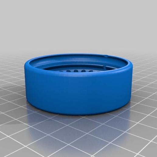 """269a651c4d10149ee3a33c7778631374.png Télécharger fichier STL gratuit """"Toupie """"mécanique • Plan pour imprimante 3D, SiberK"""