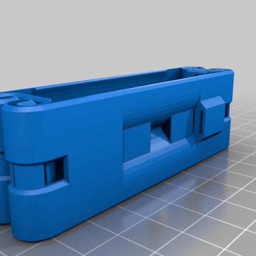 1041a740042bbfe19e6bacd7ffe76d65.png Télécharger fichier STL gratuit Adaptateur de batterie 18650 pour tournevis. • Plan à imprimer en 3D, SiberK