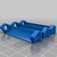3d41bf71ea793b638e94596bded8e988.png Download free STL file Battery holder for 3x 14500, AA • 3D printer template, SiberK