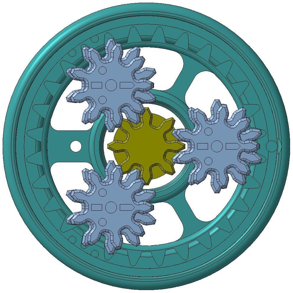 """8_28_9_27.png Télécharger fichier STL gratuit """"Toupie """"mécanique • Plan pour imprimante 3D, SiberK"""
