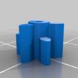 Télécharger fichier STL gratuit Compteur mécanique avec engrenage intérieur. v3 • Objet imprimable en 3D, SiberK