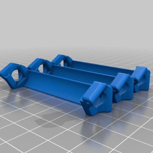f7e2004d51ed43aceb8483266084b56b.png Download free STL file Battery holder for 3x 14500, AA • 3D printer template, SiberK