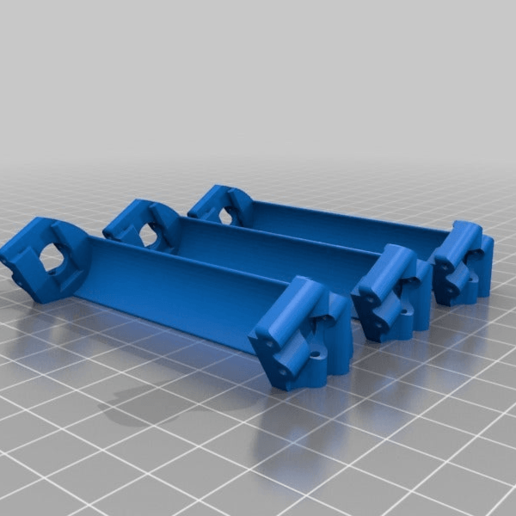9468aaa4026d5fd86a9a6c3bfdf281d3.png Download free STL file Battery holder for 3x 18650 • 3D print object, SiberK