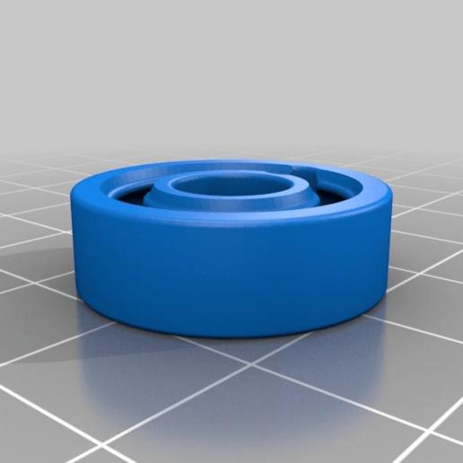 fd9400f73426bf03f0d868a676a1e94b.png Télécharger fichier STL gratuit Palier 608 (acier BB de 4,5 mm) • Objet pour impression 3D, SiberK
