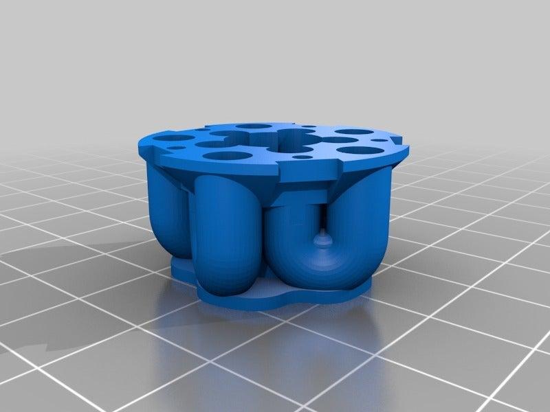 f7e1de3442ee621df3be13a6c71147f4.png Télécharger fichier STL gratuit quelques roulements à billes linéaires • Design pour impression 3D, SiberK
