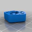 a36a08b4d9ee829a3f4e56596d127d09.png Télécharger fichier STL gratuit Roulement linéaire à recirculation de billes de 10 mm (5 rangées) • Objet pour impression 3D, SiberK