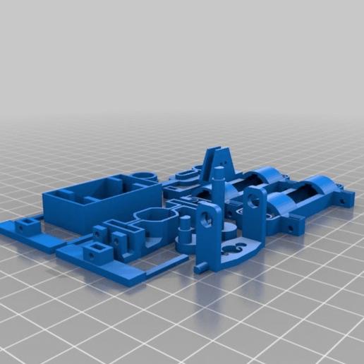 ea413896730bc58a61f0fb0c6eac1146.png Télécharger fichier STL gratuit Châssis du robot Walker • Design à imprimer en 3D, SiberK