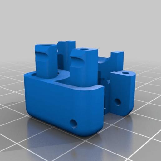 5b4407f07ff90fe97ff9b3eb08885721.png Télécharger fichier STL gratuit Un cube de flipper avec un équipement intérieur. • Objet à imprimer en 3D, SiberK