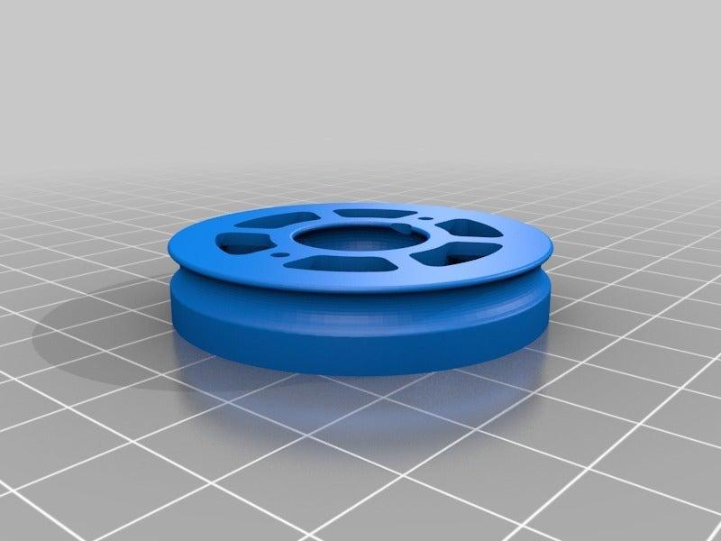 """89e1883462baf6fcbc3bc4996dc9f1b6.png Télécharger fichier STL gratuit """"Toupie """"mécanique • Plan pour imprimante 3D, SiberK"""