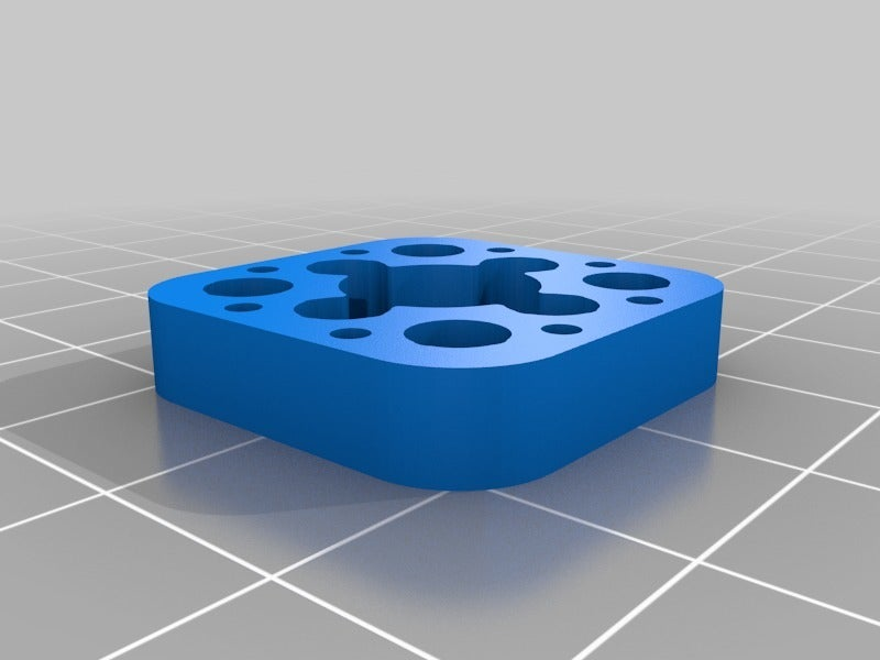 6314e30503d217d386c96d7911f38176.png Télécharger fichier STL gratuit Roulement linéaire à recirculation de billes 10mm • Modèle pour imprimante 3D, SiberK