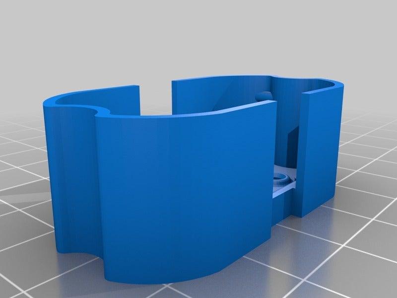 147dd51e484e51f736e635b0914c63ae.png Télécharger fichier STL gratuit Adaptateur de batterie 18650 pour tournevis. • Plan à imprimer en 3D, SiberK