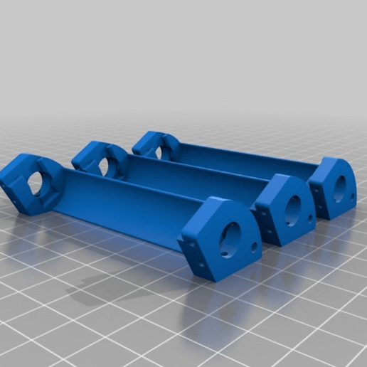 1a3ef04da7959500727458dc1c606589.png Download free STL file Battery holder for 3x 18650 • 3D print object, SiberK