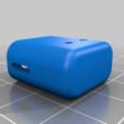 BotPart.png Télécharger fichier STL gratuit Coupe-filament (lame de 18 mm) • Design pour imprimante 3D, SiberK