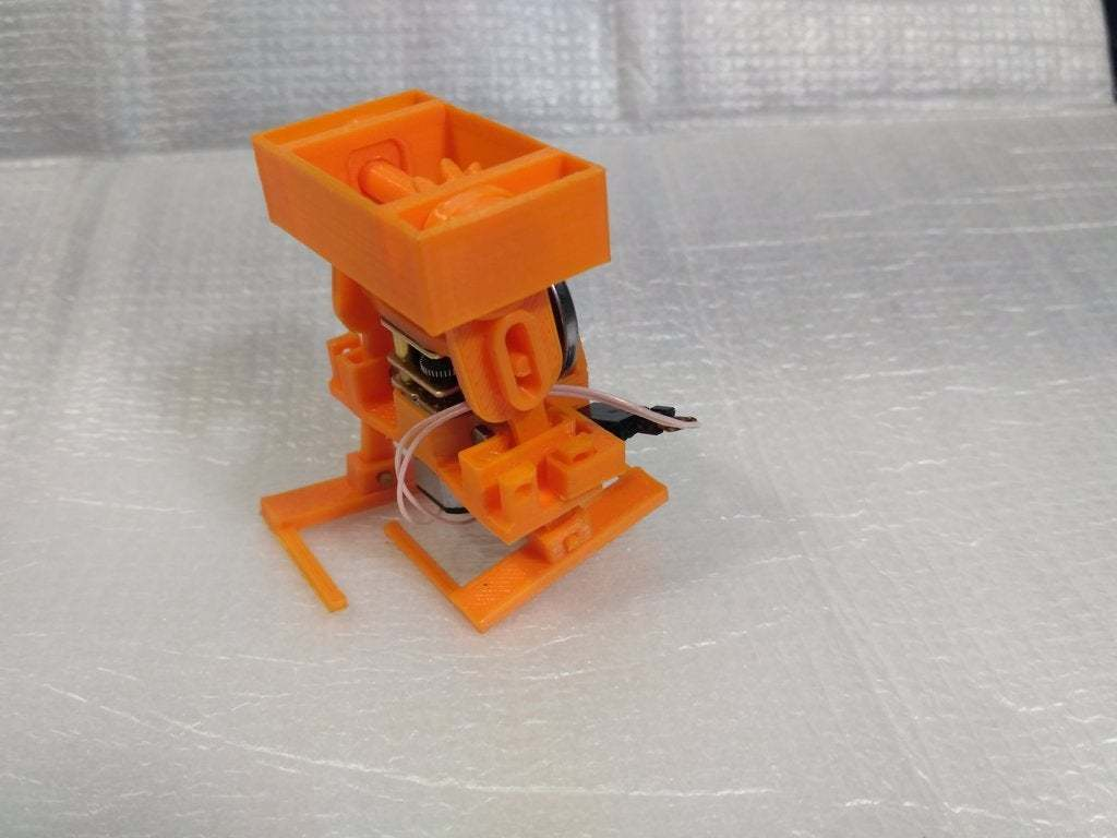 pic-20170524180406.jpg Télécharger fichier STL gratuit Châssis du robot Walker • Design à imprimer en 3D, SiberK