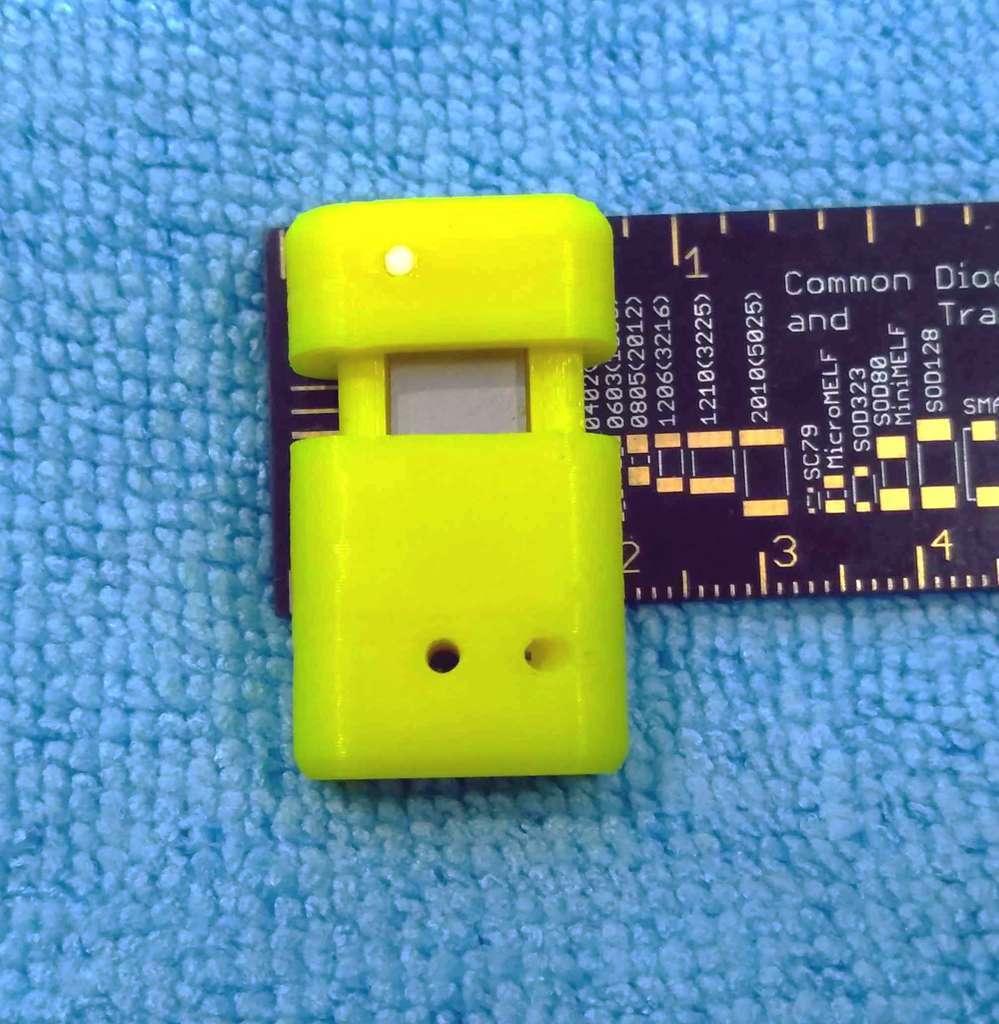 pic-20200708_133216cr.jpg Télécharger fichier STL gratuit Coupe-filament (lame de 18 mm) • Design pour imprimante 3D, SiberK