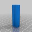 ed93f9b89190f29b5c167f4c90be6b88.png Télécharger fichier STL gratuit Hyperprisme triangulaire. • Objet pour imprimante 3D, SiberK