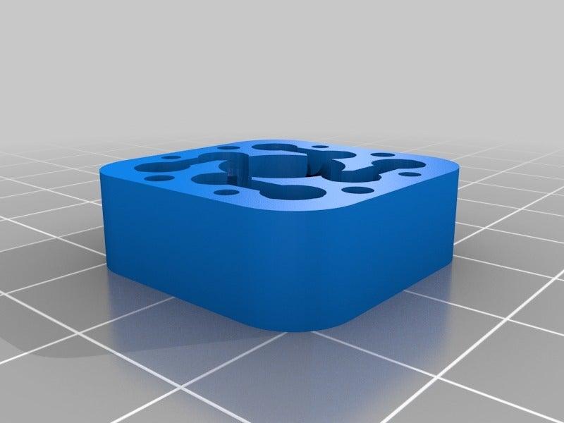 2c8c4b727282adb55d04b4bb955e3dcc.png Télécharger fichier STL gratuit Roulement linéaire à recirculation de billes 10mm • Modèle pour imprimante 3D, SiberK