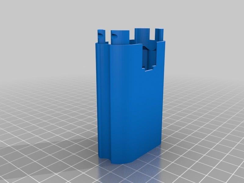 d20ad68698b12bc0494987d0d16ce32e.png Télécharger fichier STL gratuit Adaptateur de batterie 18650 pour tournevis. • Plan à imprimer en 3D, SiberK