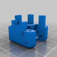49802298e98f93a9f961e55f0f2c5652.png Télécharger fichier STL gratuit Un cube de flipper avec un équipement intérieur. • Objet à imprimer en 3D, SiberK