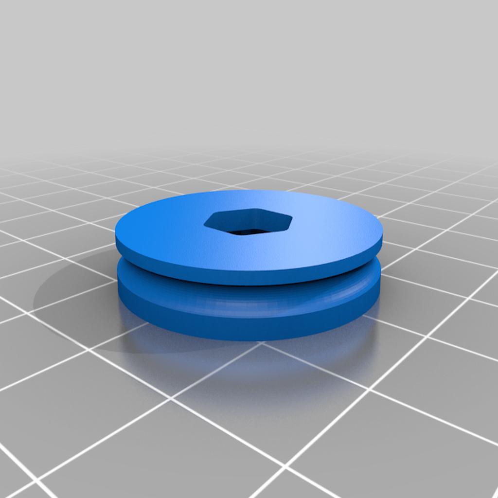 Corpse_B.png Télécharger fichier STL gratuit Vernier (Boîte à engrenages planétaires) • Plan pour impression 3D, SiberK