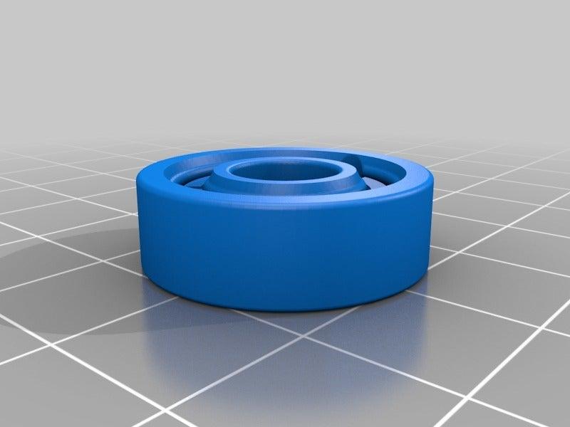 057c68a81f9c025117b45ad5859bd49f.png Télécharger fichier STL gratuit Palier 608 (acier BB de 4,5 mm) • Objet pour impression 3D, SiberK