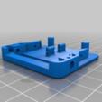 Download free STL file Cobra buckle (35mm) • Model to 3D print, SiberK