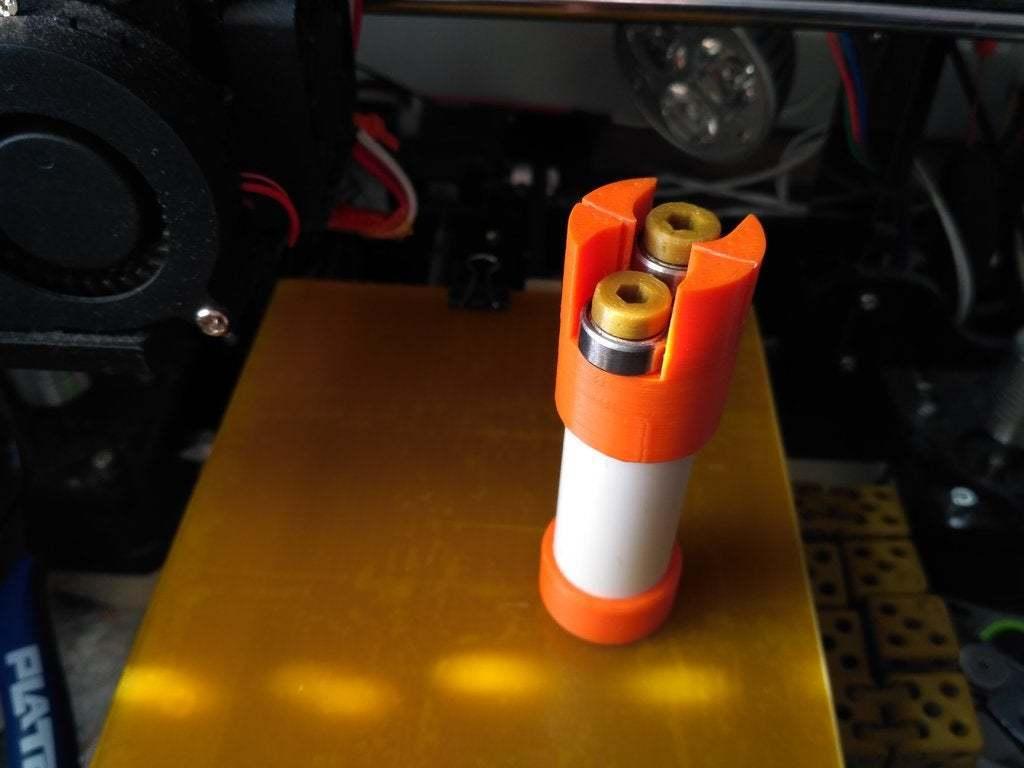 pic-20170406111923.jpg Télécharger fichier STL gratuit coupe-bouteilles en plastique avec roulements • Plan pour imprimante 3D, SiberK