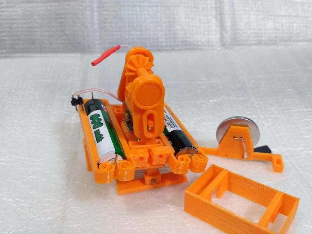 pic-20170524180640.jpg Télécharger fichier STL gratuit Châssis du robot Walker • Design à imprimer en 3D, SiberK