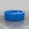 b59b80ccafa72ab925cf2e25b95a81ef.png Télécharger fichier STL gratuit Palier 608 (acier BB de 4,5 mm) • Objet pour impression 3D, SiberK