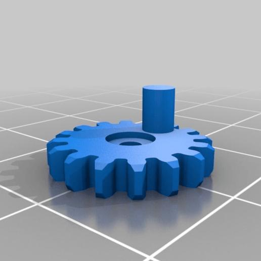f38c41f92bb464f5c442ffce9fd3d956.png Télécharger fichier STL gratuit Kozjavcka ( Козявка ) • Modèle pour impression 3D, SiberK