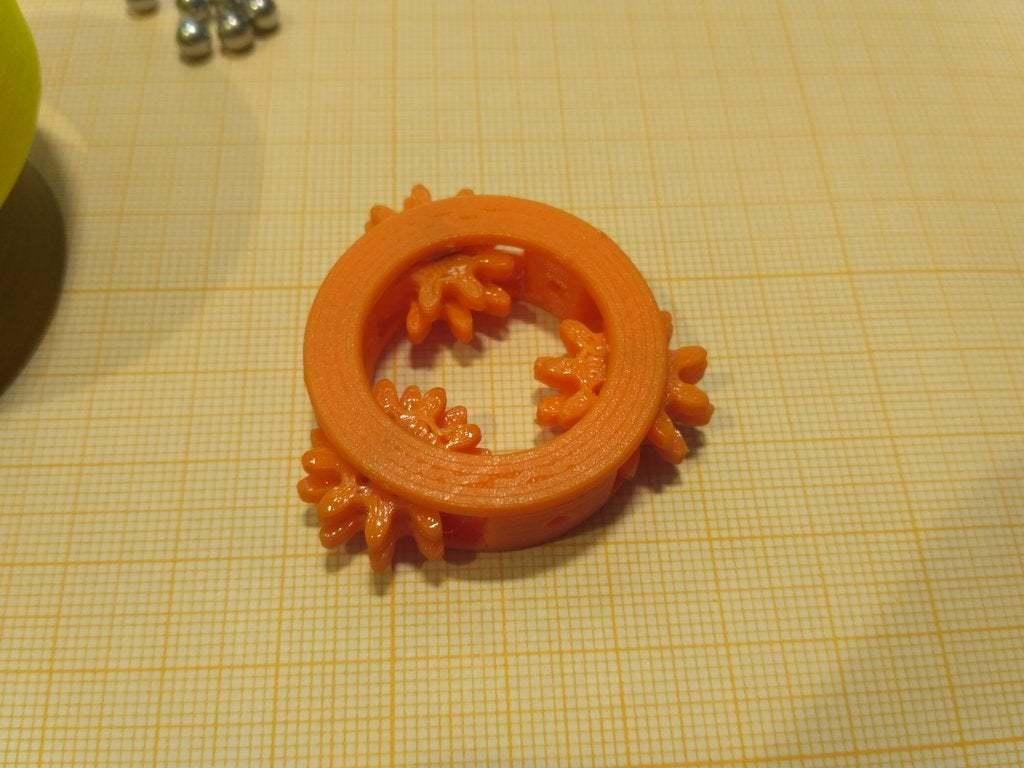 """pic-20190417_133854.jpg Télécharger fichier STL gratuit """"Toupie """"mécanique • Plan pour imprimante 3D, SiberK"""