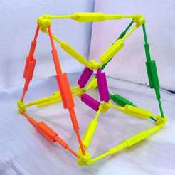 Download free 3D printing models Triangular hyperprism., SiberK