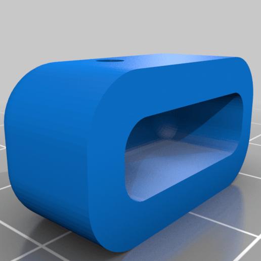 Cape.png Télécharger fichier STL gratuit Coupe-filament (lame de 18 mm) • Design pour imprimante 3D, SiberK