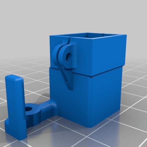 542ccbfecc2aa67d8b154aa038364c6e.png Télécharger fichier STL gratuit Kozjavcka ( Козявка ) • Modèle pour impression 3D, SiberK