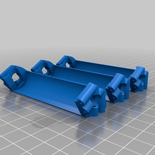 e0b7732576e4217beb19dd9a51bb8963.png Download free STL file Battery holder for 3x 18650 • 3D print object, SiberK