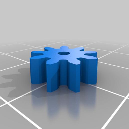 Sol_B_t9_M1.png Télécharger fichier STL gratuit Vernier (Boîte à engrenages planétaires) • Plan pour impression 3D, SiberK