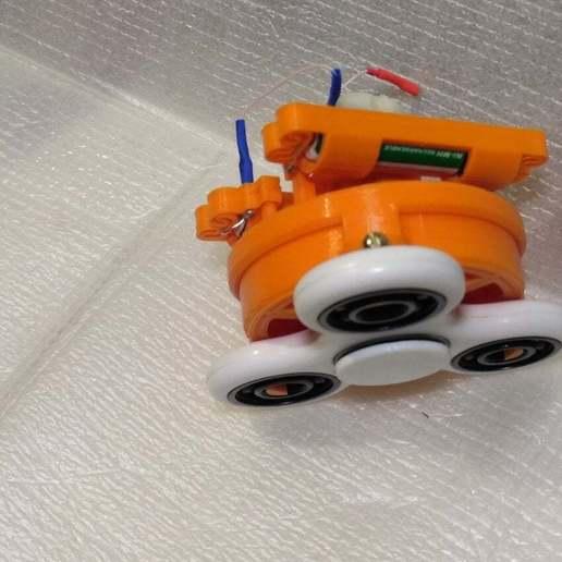 E_Spinner2_cr.jpg Télécharger fichier STL gratuit Filière électrifiée. • Modèle à imprimer en 3D, SiberK