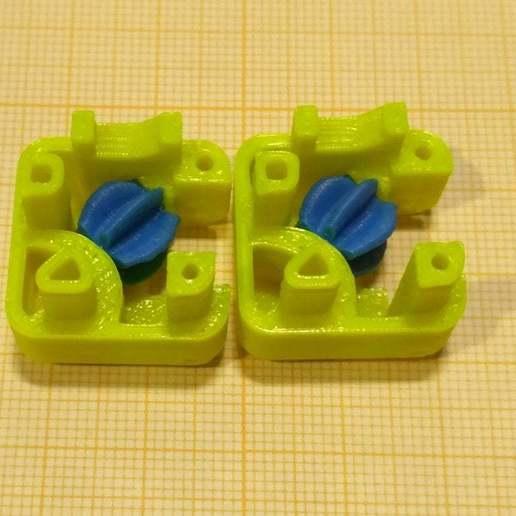 pic-20190427_125103_cr.jpg Télécharger fichier STL gratuit Un cube de flipper avec un équipement intérieur. • Objet à imprimer en 3D, SiberK