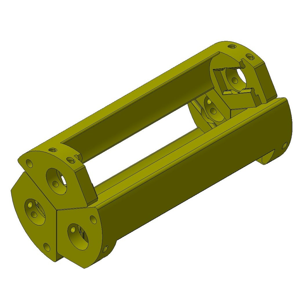 18650_HolderX3.png Download free STL file Battery holder for 3x 18650 • 3D print object, SiberK