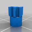 Download free STL file Electrified spinner., SiberK