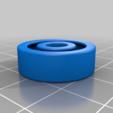 Télécharger fichier STL gratuit 636 Roulement (6mm AirSoft BB's) • Modèle pour imprimante 3D, SiberK