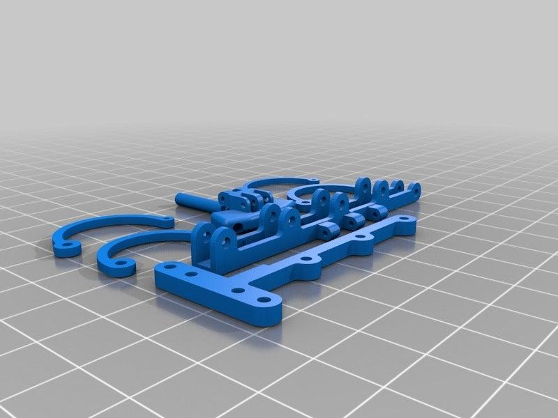 5706bdc04b3e2626a9299d56ef48bee8.png Télécharger fichier STL gratuit Botte de puces. (Блоха механическая) • Plan à imprimer en 3D, SiberK