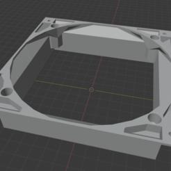 Download 3D printer designs Rad Adapt 140mm (RA14), Fringemods