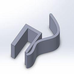 Corner View.JPG Télécharger fichier 3MF Support pour casque d'écoute de bureau • Plan pour imprimante 3D, azriphel
