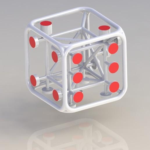 Dice_01b.jpg Download free STL file Dice skeleton 3d • 3D printing object, gg3d66