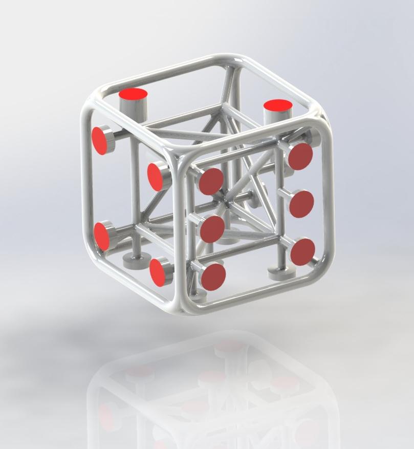 Dice_01a.jpg Download free STL file Dice skeleton 3d • 3D printing object, gg3d66