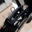 Download free 3D printer designs Tamiya D9 Accu Flange Group C, juleo68