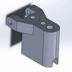 Impresiones 3D gratis Equipo de Choque Asociado / Montura de Antena #8184, juleo68