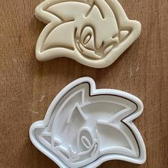 Download 3D printer designs Sonic the Hedgehog cookie cutter set of 7, roxenstencil